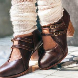 BALIELF handmade shoes, sz 8.5, heel: 2.5 in